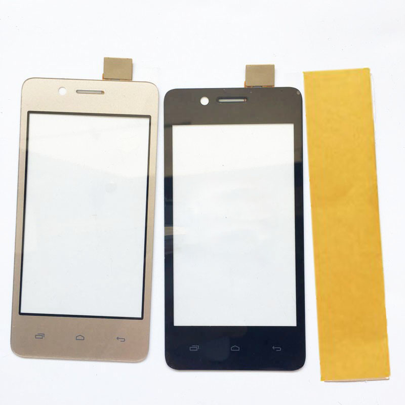 <font><b>Touch</b></font> Panel Front Glass Sensor For <font><b>Micromax</b></font> Bolt <font><b>Q402</b></font> <font><b>Touch</b></font> Screen Digitizer Touchscreen Outer Lens With Tape image