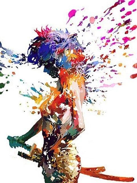 Aliexpresscom  Buy Artist Hand Painted High Quality -5861