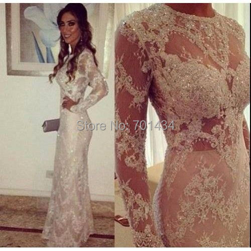 Crystal Lace Dresses
