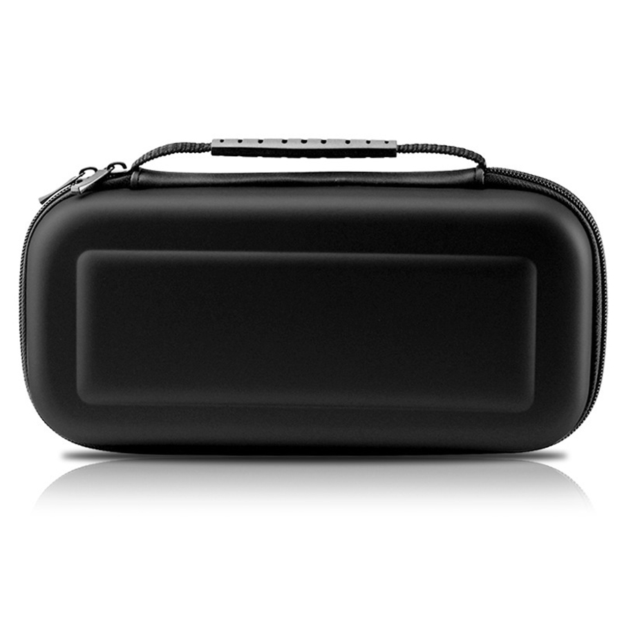 Nintend Switch Console Carrying Protective Case NS Accessories Travel Storage Bag with 2 Thumbstick Grip Cap for Nintendo Switch 1