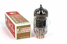 1 ชิ้นรัสเซียหลอดใหม่ GOLD LION Genalex ECC82 สูญญากาศเปลี่ยน 12AU7 B749 ECC802 Electron Tube จัดส่งฟรี