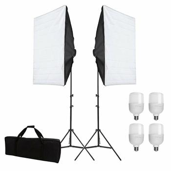 ZUOCHEN 4x25W LED Continuous Lighting Kit 20