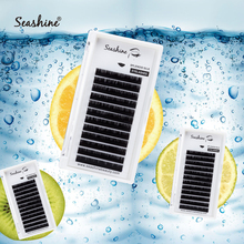 Seashine Individual Lash Extension Volume Classic Mink Eyelashes Supplies Natural Soft