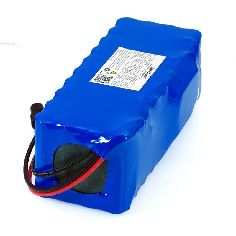 Image 5 - 36 V 12Ah 10A 10.4ah 18650 литиевая батарея 12000 mAh мотоцикл электрический автомобиль велосипед Скутер с BMS + 42 v 2A зарядное устройство-in Подзаряжаемые батареи from Бытовая электроника