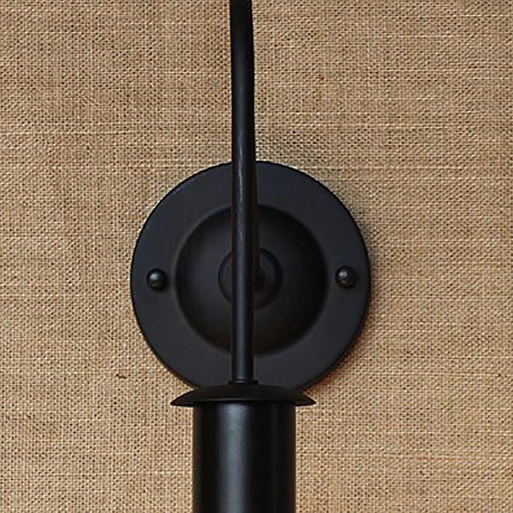 ASCELINA Американский Лофт ретро пасторальный креативный Ретро Простая установка настенный лестничный светильник проходу декоративное освещение Кованое железо