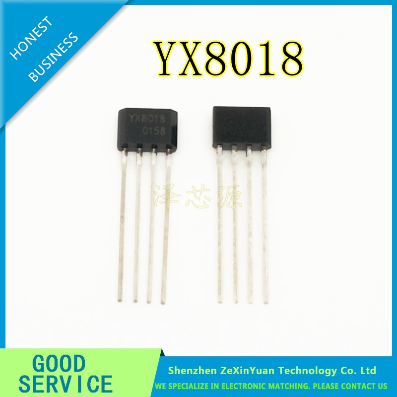 30PCS/LOT LED DRIVER IC YX8018 8018 TO-92 NEW