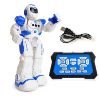 Remote Control Toy Smart Child RC Robot With Sing Dance Action RC Robot Infrared Control Toys For Boys Children Birthday Gift