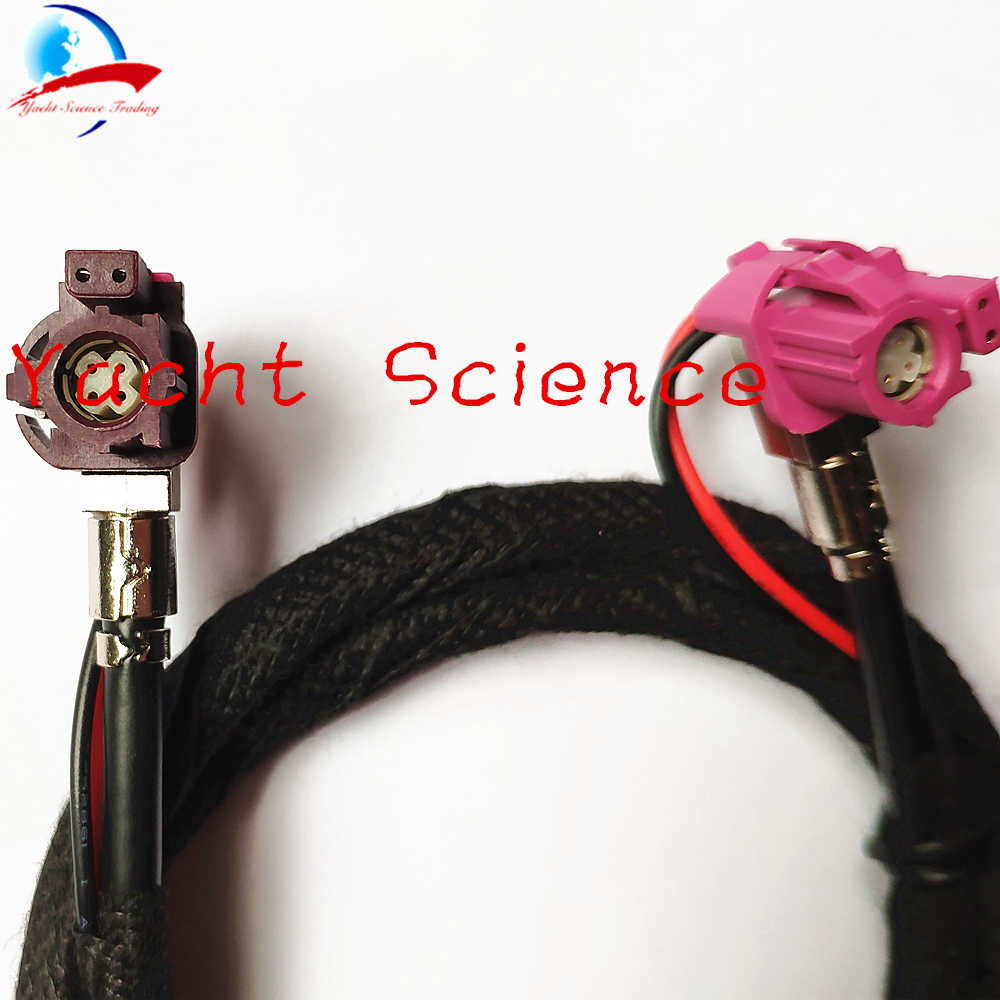 1PCS F10 F20 F30 F15 NBT EVO CID Video cable LVDS Line kabel retrofit HSD2  61129261850 For BMW