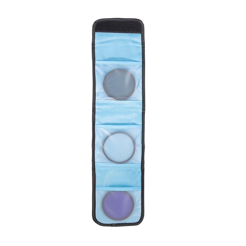 72 BAODELI Dslr Mrc Filtro One Set CONCEPT UV CPL FLD Lens Filter 49 52 55 58 62 67 72 77 82 mm For Camera Cannon Nikon Sony a6000 (2)