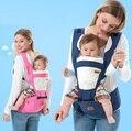Portador de bebé Infantil Mochila Bolsa Mochila del Recién Nacido 3-48 M Bebé Honda Del Bebé Abrigo Del Bebé Canguro Bebé Mochila