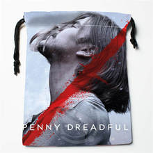 J&w81 New penny dreadful season Custom Printed  receive Bag Compression Type drawstring bags size 18X22cm W725&g81DW