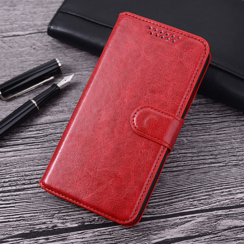 Image 5 - Wallet Leather Case for Samsung Galaxy Xcover 3 G388 G388F Cover Luxury Retro Flip Coque Phone Bag Stand With Card Holders-in Fitted Cases from Cellphones & Telecommunications