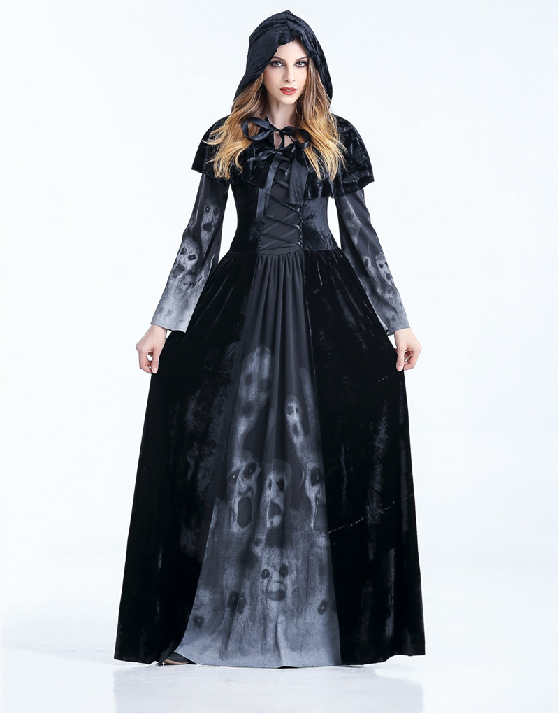 Popular Medieval Witch Dress-Buy Cheap Medieval Witch Dress lots ...