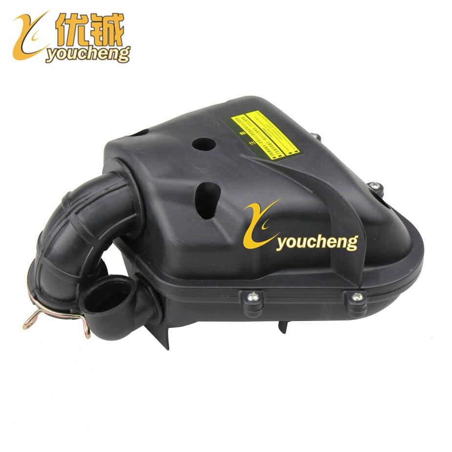 youcheng 1PE40QMB JOG50 Air Filter XH90 QJ50QT-5 Scooter QJ50 2 stroke 50CC JOG90 Air Cleaner Moped parts Wholesale KLQ-JOG50