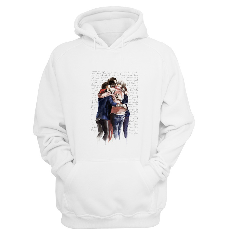 One Direction Casual Women's Hoodies Sportwear Autumn Hoody Women Tracksuit Clothing Hoodie Sweatshirts Plus Size V2729