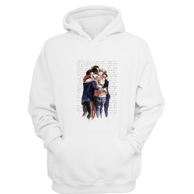 One Direction Casual Women's Hoodies Sportwear Autumn Hoody Women Tracksuit Clothing Hoodie Sweatshirts Plus Size V2729