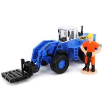 1 50 Fork Truck Small Alloy Car Model Refined Metal Engineering Construction Vehicles Truck Decoration Classic