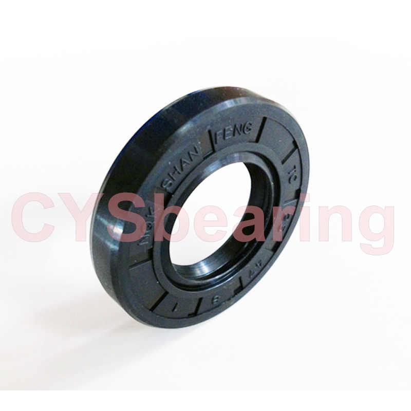 2 pcs TC Tipo de Vedação de Óleo Esqueleto Junta 12x26x5 12x28x7 12x28x8 12x30x10 12x30x7/12x35x7mm preto De Borracha NBR Radial Shaft Seal Anel