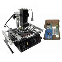 Infrared BGA Soldering Station Reballing Kits Preheat Area 240 200mm 6 Pcs Jig LY IR6500 V