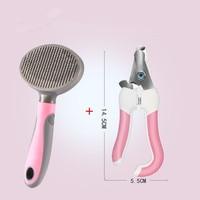 comb and scissors P