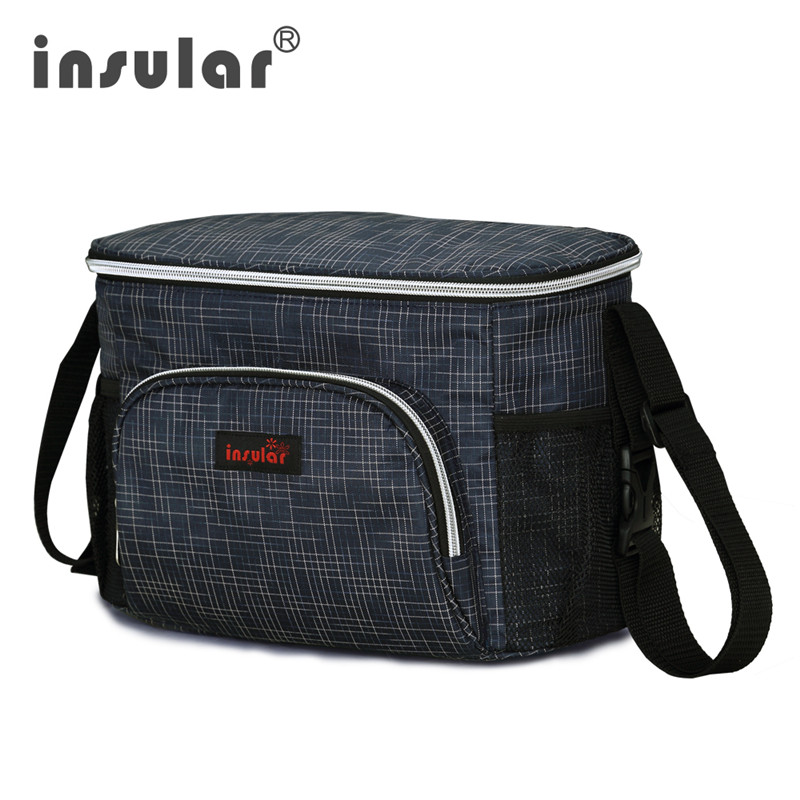 Insular 8 Colors Fashionable Baby Stroller Hanging Organizer Large Capacity Mummy Baby Mmochila maternidade land diaper bag XNC ...