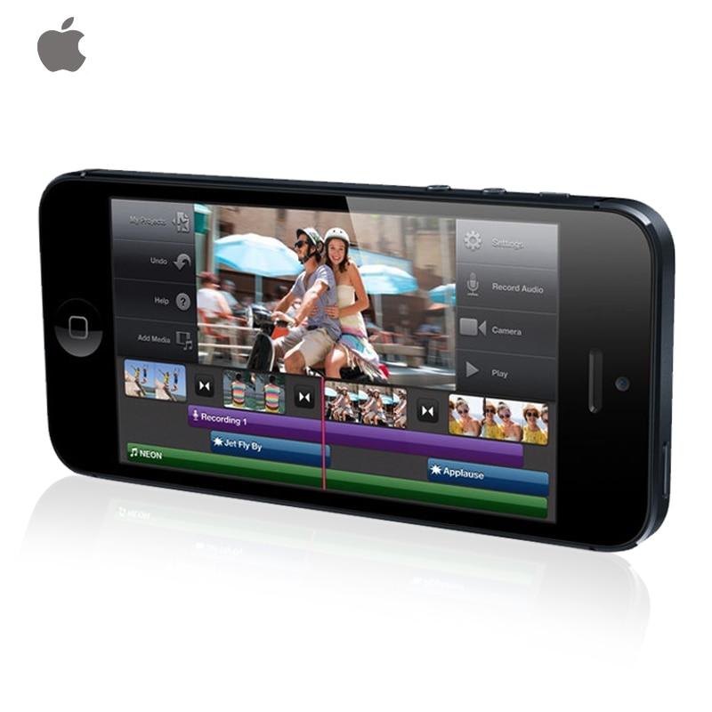 unlocked APPLE iPhone 5 Cell Phone iOS OS Dual core 1G RAM