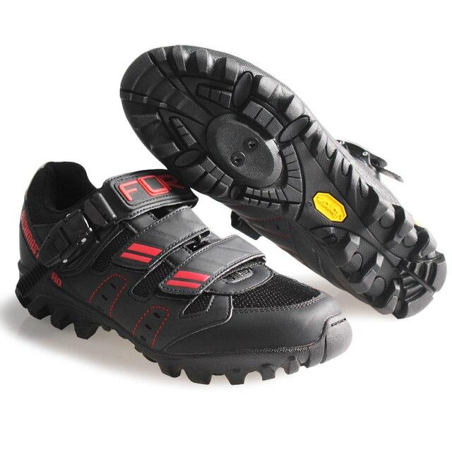 794af778a MTB y carretera dos usos zapatos de ciclismo zapatos de bicicleta de los deportes  hebilla automática