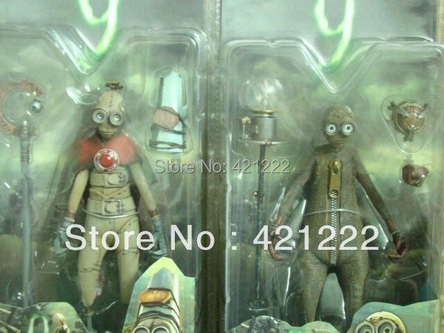 tim burtons 9 movie toys