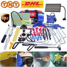 PDR כלים וו כלים לדחוף מוט מכונית מוט ברזל לא צבוע דנט תיקון כלים ערכות דבק מקלות ברז למטה פטיש ברד חולץ סט לחטט כלים