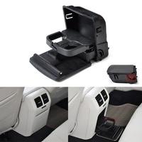 OEM High Quality Black Central Console Armrest Rear Cup Holder 1K0862532 Fit VW Jetta MK5 Golf