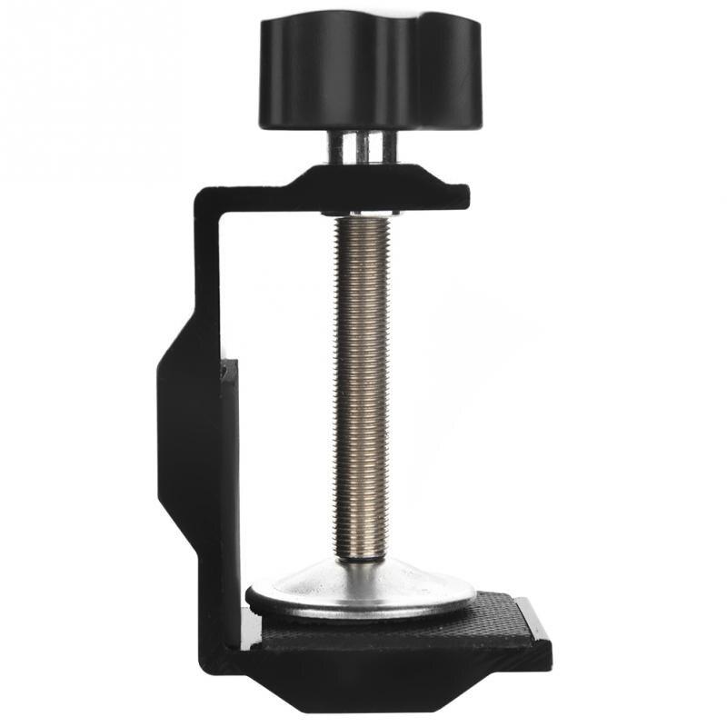 flexible universal arm solder station clamp electric iron holder for diy soldering pcb holder. Black Bedroom Furniture Sets. Home Design Ideas
