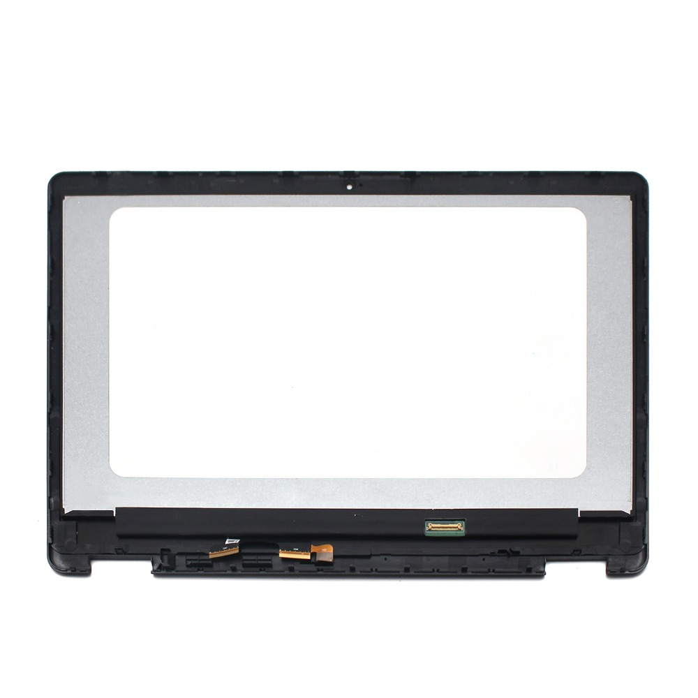 LCD Screen Touch Glass Digitizer Assembly With Frame For font b Acer b font Aspire R