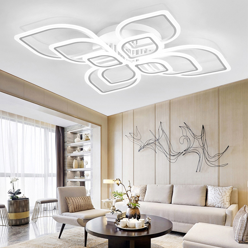 Modern Chandeliers Led to Living Room Bedroom Dining Room Acrylic Ceiling Lamp Chandelier Home Indoor Lighting Modern Chandeliers Led to Living Room Bedroom Dining Room Acrylic Ceiling Lamp Chandelier Home Indoor Lighting