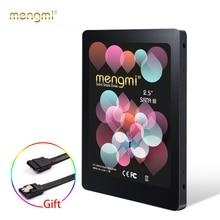 Mengmi Высокое Качество SSD 240 ГБ Internal Solid State 480 ГБ диск SATA3 быстрая скорость 120 ГБ HHD 2,5 дюймов Drive ssd 960 ГБ для ПК