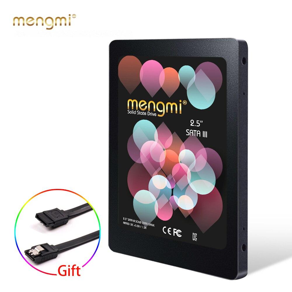 Mengmi de alta calidad disco SSD 240 GB interna velocidad ssd 120 GB 480 GB 960 GB SATA3 HDD 2,5 pulgadas Disco Duro ssd para computadora