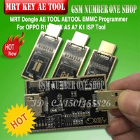 MRT Dongle mrt key AE TOOL AETOOL EMMC Programmer For OPPO R15 R15X A5 A7 K1 ISP Tool