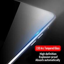 Protector de pantalla Para iPad Pro 10.5 2017 de Vidrio Templado Films YNMIWEI 0.3mm Tablet Protectores de Pantalla Para el Nuevo ipad 10.5
