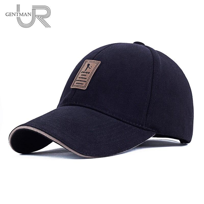 Heißer Verkauf Unisex Marke Mode Baseball-Cap Sport Golf Hysterese Einfache Einfarbig Hüte Für Männer Hohe Qualität Kappe