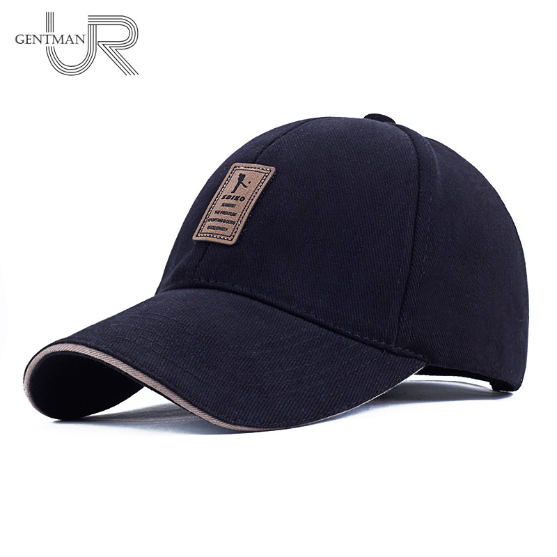 Hot Sale Unisex Brand Fashion Baseball Cap Sports Golf Snapback Simple Solid Color Hats For Men & Women High Quality Cap