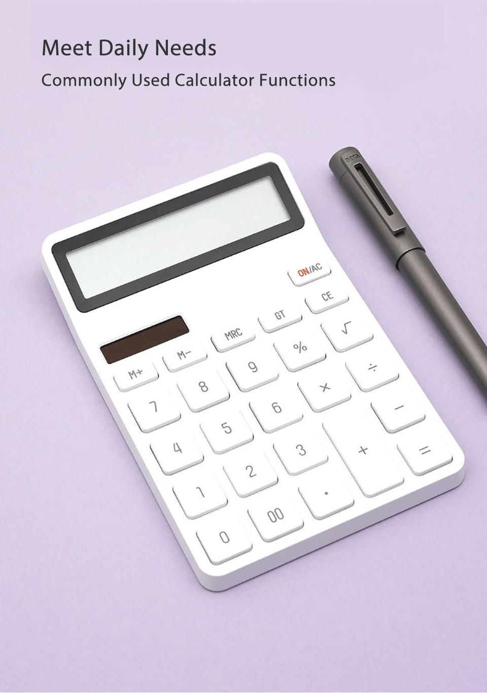 Xiaomi KACO LEMO Desktop Calculator 6