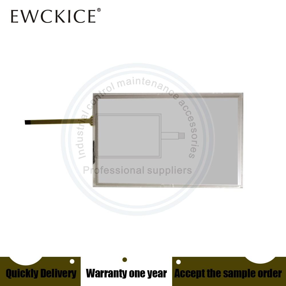 Nouveau qst070wa075h qst 070wa075h qst-070wa075h HMI PLC écran tactile panneau membrane écran tactile