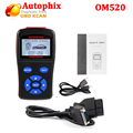OBDMATE OM520 OBDII/EOBD Autophix Scanner Tools Car Detector Code Reader LCD Display Diagnostic Tool can update