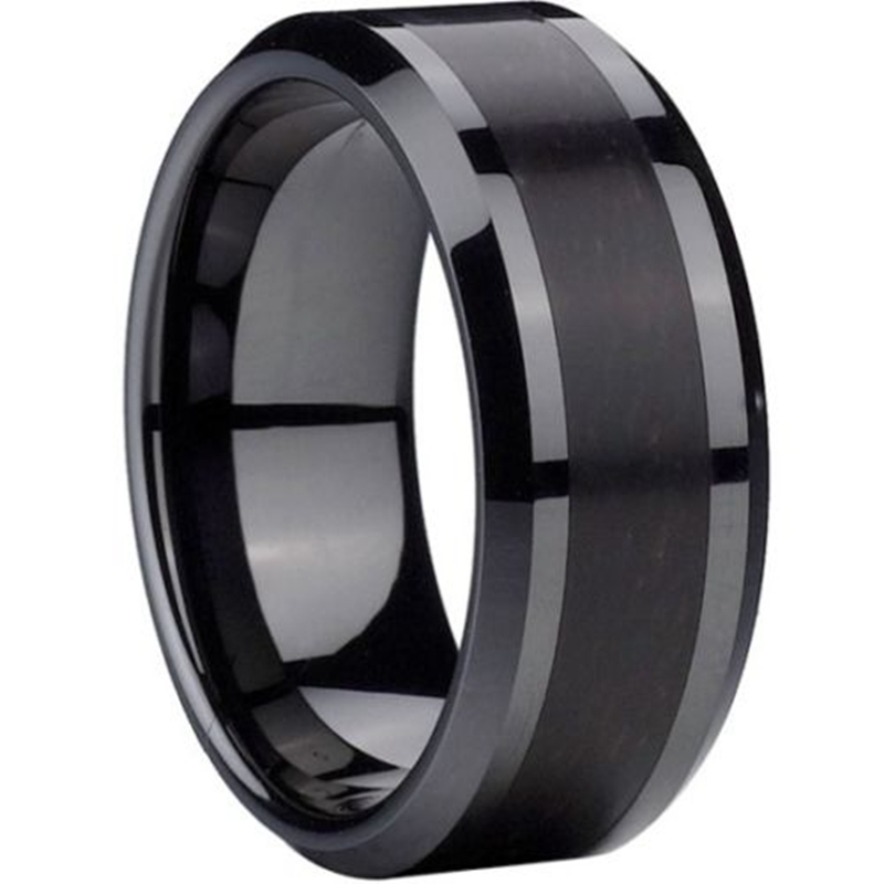 popular wood engagement ring buy cheap wood engagement