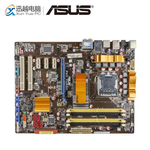 ASUS P5QD TURBO MOTHERBOARD DRIVERS FOR PC