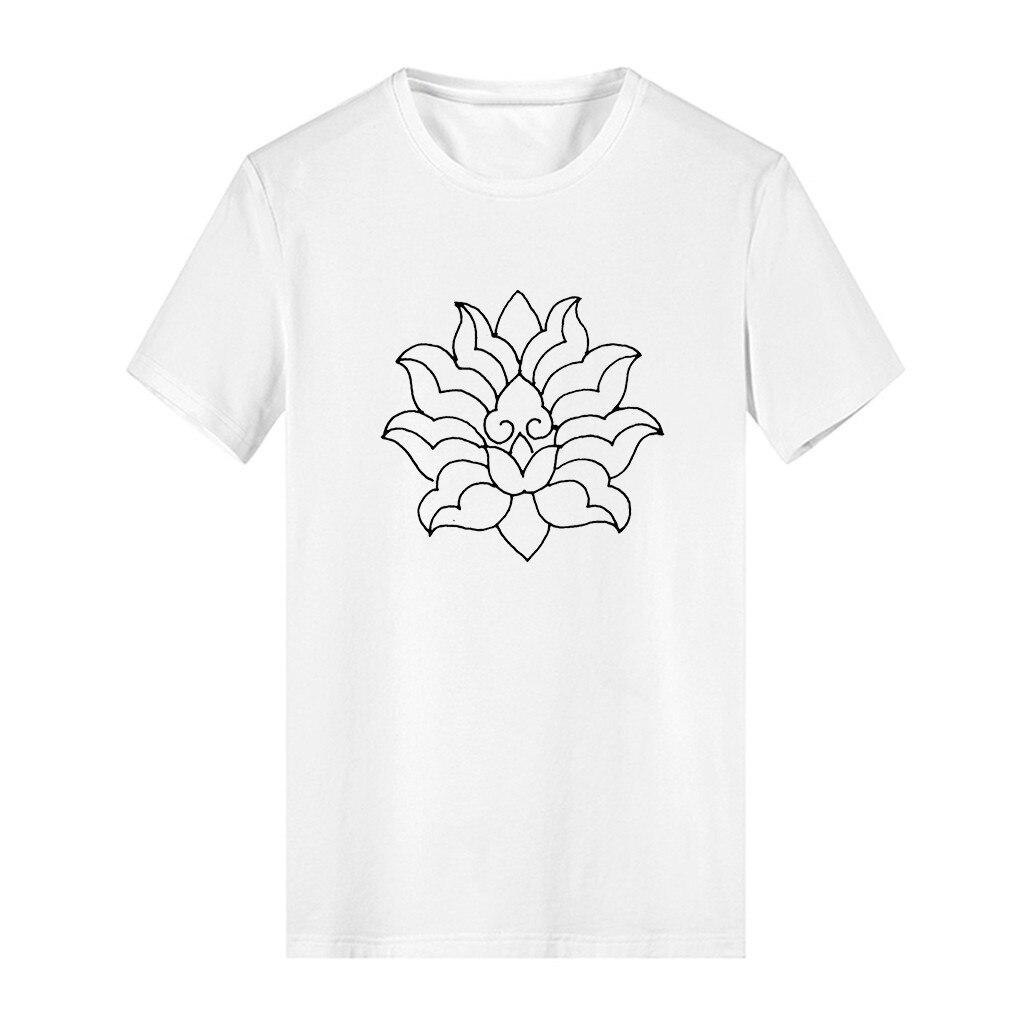 Girl Tops T-Shirt Blouse Short-Sleeve Print Children Summer Infant Newborn Camiseta