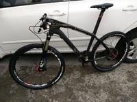 Excelli Bike 21 24 27 30 Speeds Full Carbon Bicicletas Cycing Carbon Frame Carbon Wheels Installation