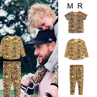 MR 2019 Summer Toddler Girl Baby Boys Clothes beach Leopard Boutique Kid Clothing kids Choses Fashion Newborn Kids Sets GIRL Top
