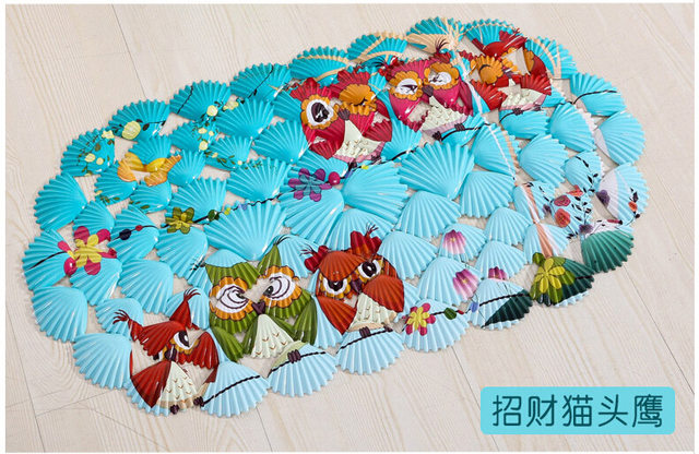 Badkamer Tapijt Badmat : Online shop kind badmat antislip vis badkamer mat rug badmat