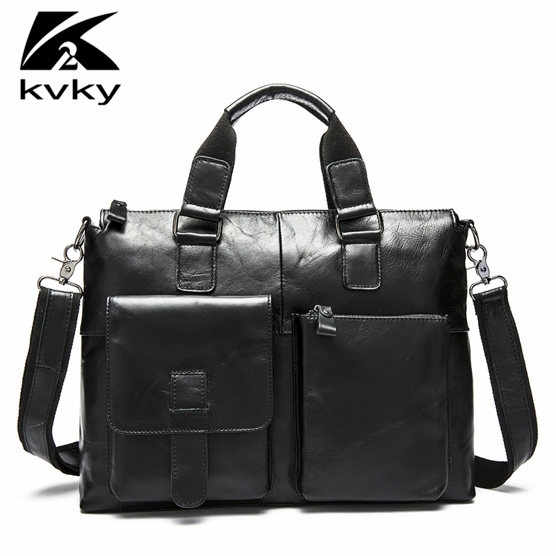 KVKY Business Genuine Leather Men Shoulder Bag Natural Cowhide Men Laptop Briefcase Vintage Casual Messenger Handbag Quality development of a computational interface for small hydropower plant