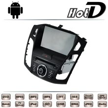 Для Ford Focus MK3 Facelift 201 ~ 2016 Автомобилей Мультимедиа ТВ DVD GPS Радио Оригинальный Стиль Навигации Android Расширенный Navi